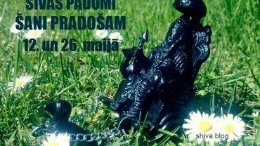 Šivas Padomi. Šani Pradošam 12. un 26. maijā